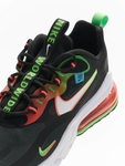 Nike Air Max 270 React World Wide Sneakers image number 6