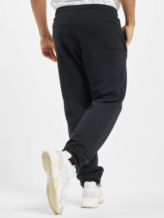 Adidas Originals Trefoil Sweat Pants Black image number 1
