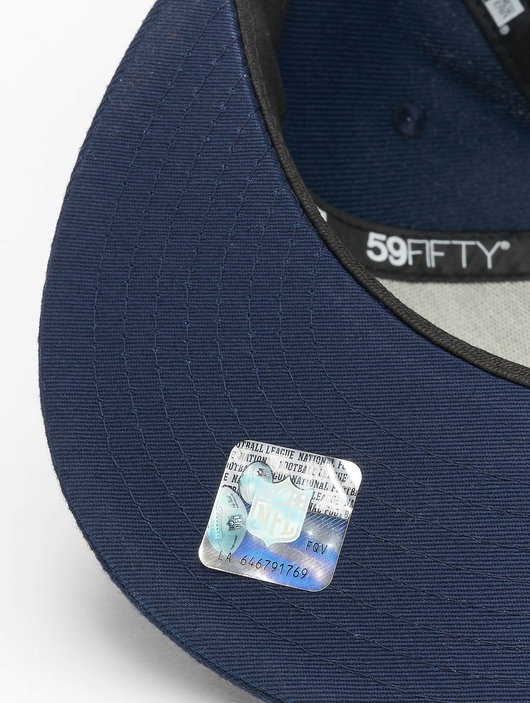 New Era NFL New England Patriots Team Tonal 59Fifty Fitted Caps image number 2
