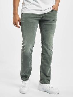 Diesel Akee  Straight Fit Jeans grå