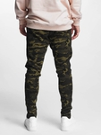 Urban Classics Interlock Camo Sweatpants Wood Camouflage image number 1