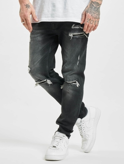2Y Richmond  Slim Fit Jeans grå