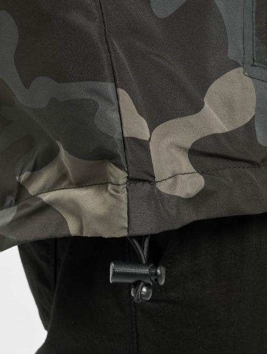 Brandit Fullzip Windbreaker Jacket Olive image number 5