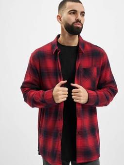 Urban Classics Oversized Checked Grunge Shirt