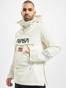Mister Tee Nasa Windbreaker Jacket