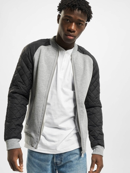 Urban Classics Diamond Nylon Sweat Jacket