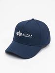 Alpha Industries Alpha Snapback Cap Rep Blue image number 0
