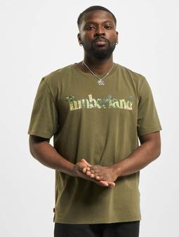 Timberland Ft Linear T-Shirt Grape Leaf