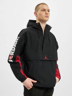 Jordan Jumpman Classics Jacket Black/Gym Red/White