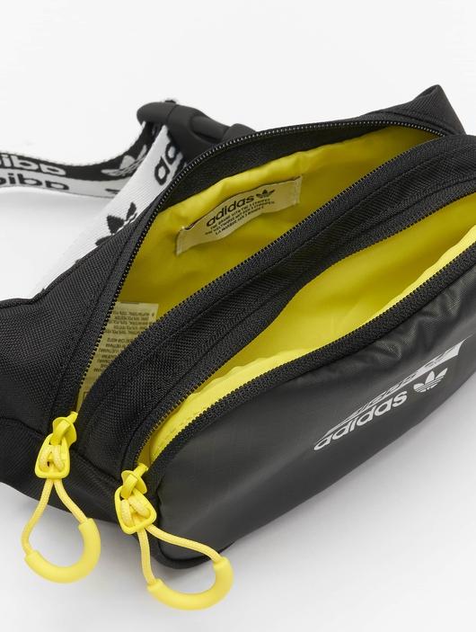Adidas RYV Waist Bag Black image number 6