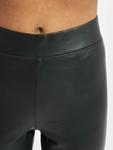 Only onlSuper-Star PU Leggings Black image number 3
