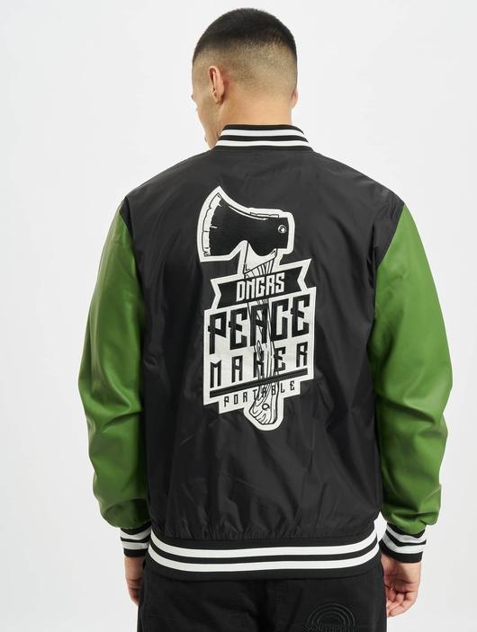 Dangerous DNGRS Jacket Peacemaker Olive image number 1