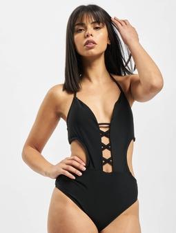 Urban Classics Lace Up Swimsuit