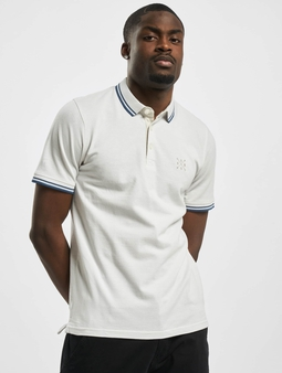 Only & Sons onsStan Fitted Noos Polo Shirt Aquifer