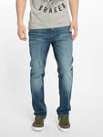 Jack & Jones jjiClark jjOriginal Noos Straight Fit Jeans Blue Denim image number 2