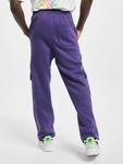 Urban Classics Cargo Sweatpants Purple image number 1