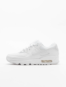 Nike Air Max 90 Sneakers White/White/White/Wolf Grey