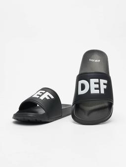 DEF Defiletten Sandals Black