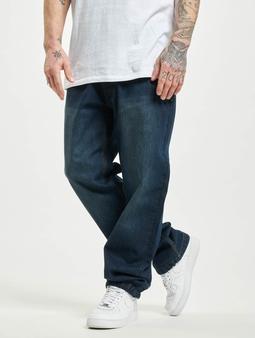 Rocawear WED Loose Fit Løstsittende bukser blå
