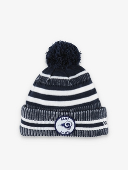 New Era NLF LA Rams Onfield Cold Weather Home Beanie