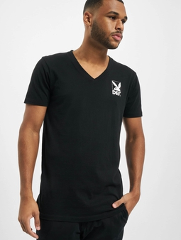 DEF x PLAYBOY V-Neck T-Shirt