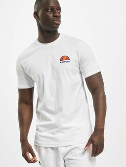 Ellesse Canaletto T-skjorter hvit