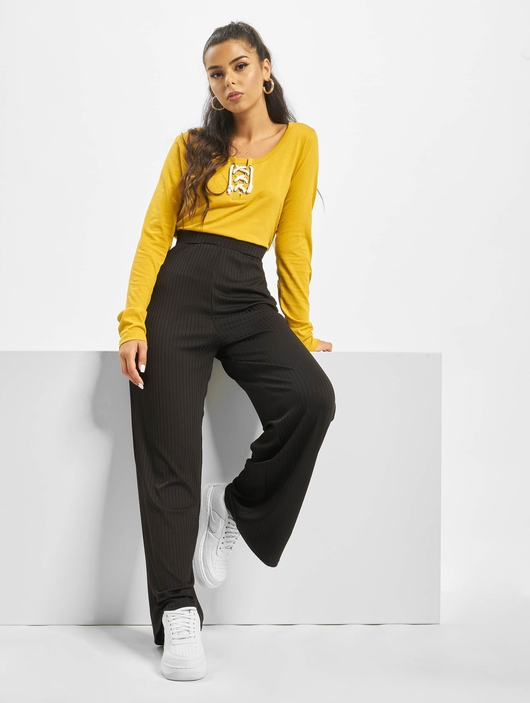 Sublevel Shirt Ochre Yellow image number 4