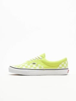 Vans UA Era Checkerboard Sneakers Sharp Green/True