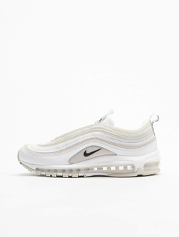 Nike Air Max 97 Sneakers White/Light Bone/Black/Team Orange