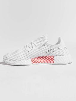 Adidas Deerupt Runner J Sneakers Ftwr White/Ftwr White/Ftwr