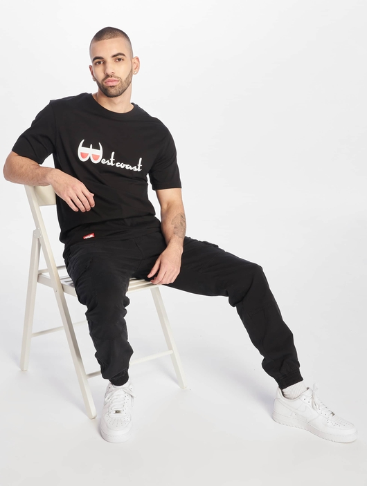 Caylor & Sons Westcoast T-Shirt Black/Multi Color image number 4