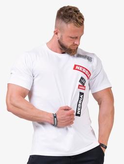 Nebbia Basic  T-skjorter hvit