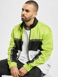 Fila Urban Line Hachiro Track Jacket Acid Lime/Black/Bright White image number 0