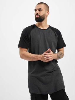 Urban Classics Shaped Raglan Long T-Shirt