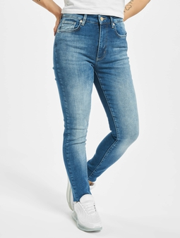 Only onlBecks Life High Waist Skinny Jeans