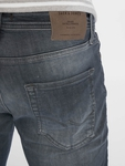 Jack & Jones jjiClark jjOriginal Noos Straight Fit Jeans Grey Denim image number 3