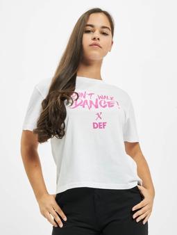 DEF T-Shirt Don't Walk Dance Girls