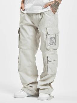 Brandit Pure Vintage Chino Pants Old White