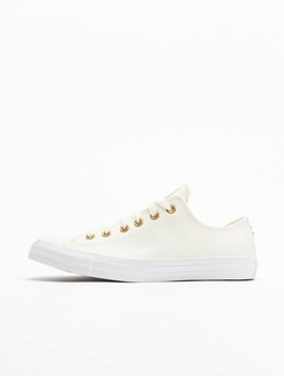 Converse Chuck Taylor All Star Ox Sneakers Egret/Golden/White