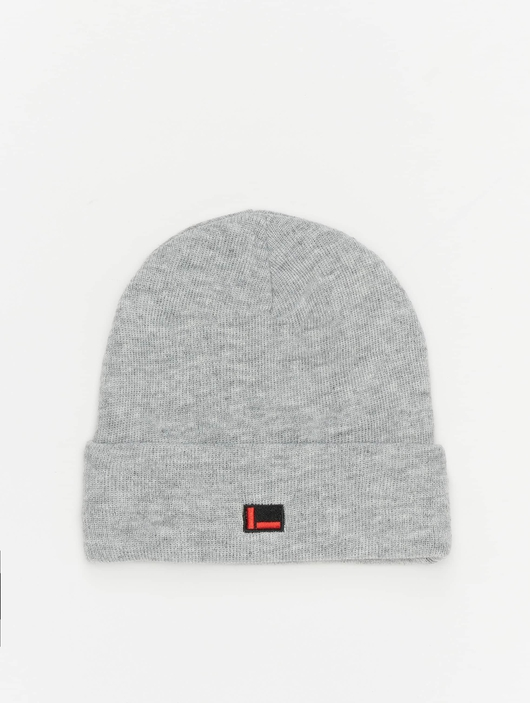 Fubu Basic Beanie Grey/Black/White image number 1