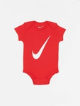 Nike Swoosh S/S Bodysuit 3 Pack University Red image number 1